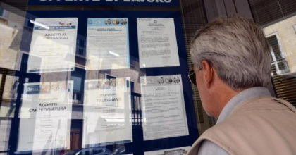 Marino Gianluca disoccupato racconta: Senza lavoro né casa