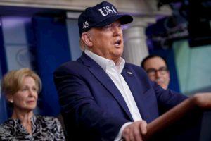 Coronavirus, Donald Trump negativo al test. In Usa 2800 casi, 58 morti, 2 a New York