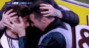 Juventus-Inter 2-0, altra lezione di Sarri a Conte: bianconeri tornano in vetta
