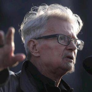Eduard Limonov è morto: scrittore e attivista russo anti-Putin, fondò il partito nazional-bolscevico