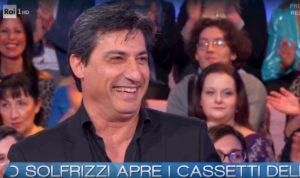 "Emilio Solfrizzi a Vieni da Me: ""Sul set di Tutti pazzi per amore..."""