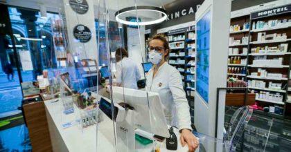 """Coronavirus, il farmacista Alessio Brugnoli: """"Lavoriamo con sistemi di sicurezza autonomamente dotati"""""""
