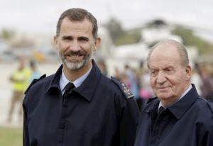Spagna, re Felipe rompe con il padre Juan Carlos per i finanziamenti sauditi e rinuncia all'eredità