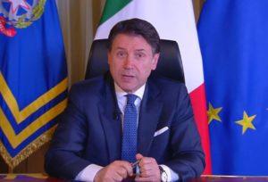 Giuseppe Conte, Ansa