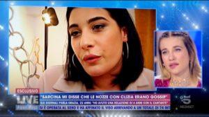 """Live-Non è la D'Urso, Grazia: """"Io, amante di Francesco Sarcina per 4 anni. Clizia davvero non lo sapeva?"""""""