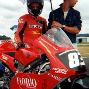 Stefano Bianco è morto, è stato un pilota di moto 125 e 250
