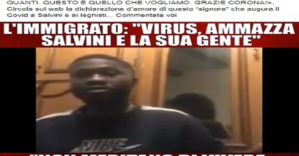 video immigrato facebook