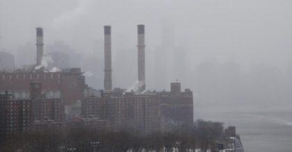 inquinamento foto ansa