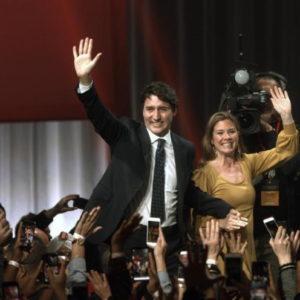 Justin Trudeau e moglie con influenza in isolamento: test coronavirus