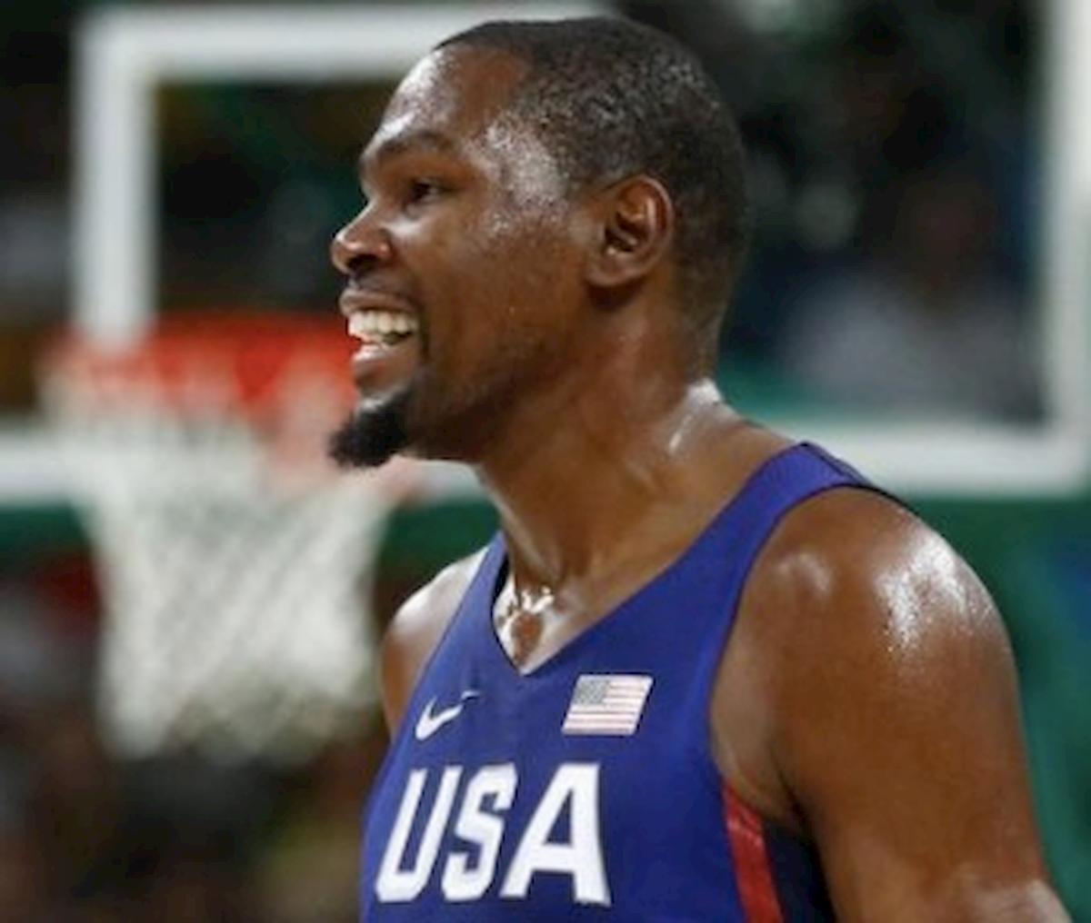 Coronavirus, quattro nuovi casi per la NBA: uno di loro è Kevin Durant