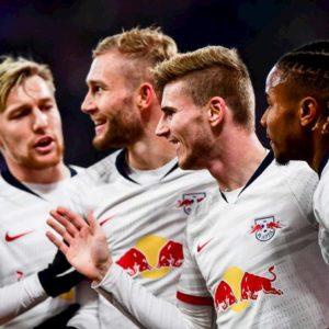 Lipsia ai quarti, 3-0 al Tottenham: Mourinho eliminato dalla Champions League