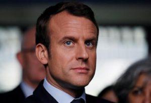 Macron, Ansa