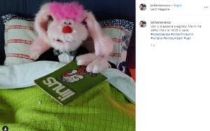 Coronavirus Marco Bellavia rilancia Bim Bum Bam su Instagram