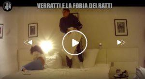 Le Iene, scherzo a Marco Verratti: gli riempiono casa di topi, lui ha la fobia
