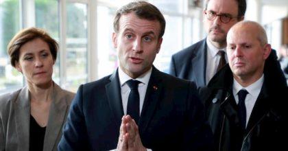 Coronavirus, i francesi non ci credono, Macron chiude tutto. Ma non le elezioni