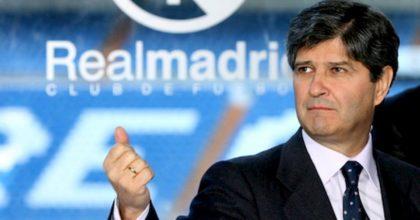coronavirus si abbatte sul Real Madrid: dopo la morte di Sanz, il ricovero dell'ex presidente Fernando Martin