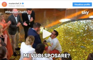 Antonio Lorenzon vince Masterchef Italia 2020: chiede compagno in sposo