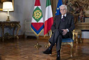 """Coronavirus, Mattarella: """"In un momento difficile l'Italia attende solidarietà, non ostacoli"""""""