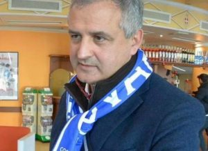 Coronavirus, il patron del Novara Calcio Maurizio Rullo è positivo