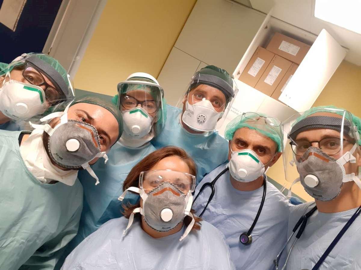 medici coronavirus milano