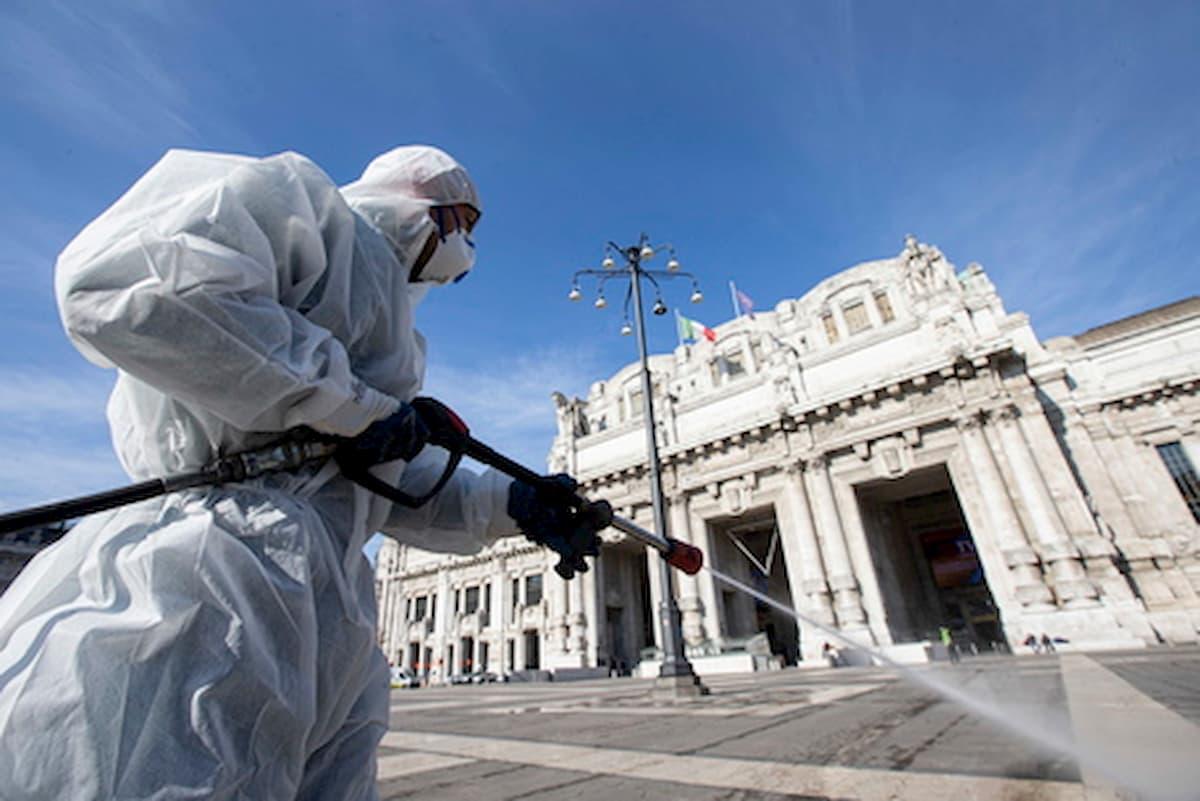Coronavirus in Lombardia già a gennaio: lo dice uno studio