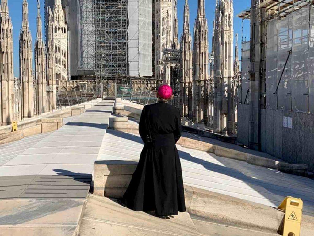 arcivescovo milano preghiera coronavirus