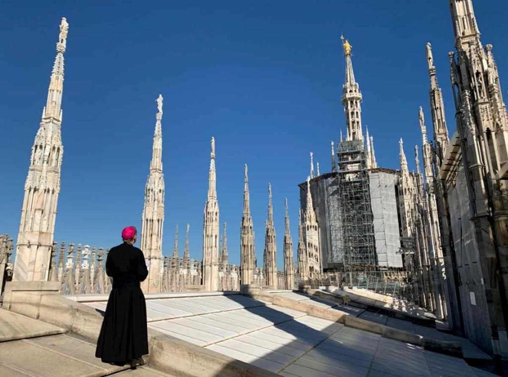 arcivescovo milano preghiera coronavirus2