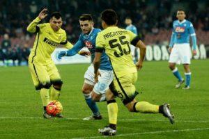Napoli-Inter non si gioca. Chiudono anche gli stadi fuori dal contagio: tutta Italia zona gialla?