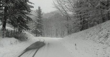 Meteo, neve in Puglia e in Centro Italia: 10 cm a Campobasso