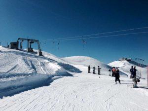 Meteo, il ritorno della neve: sulle Dolomiti caduto oltre mezzo metro