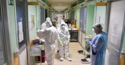 ospedale coronavirus ansa