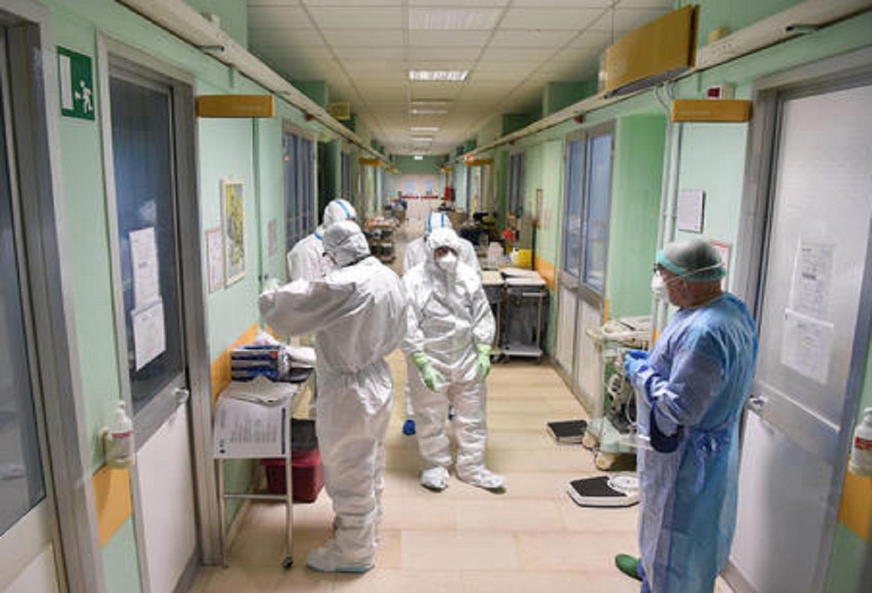 Ospedale, Ansa