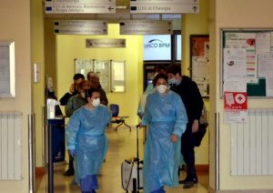 coronavirus ospedale milano