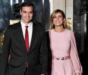 Coronavirus, positiva in Spagna la moglie del premier Pedro Sanchez