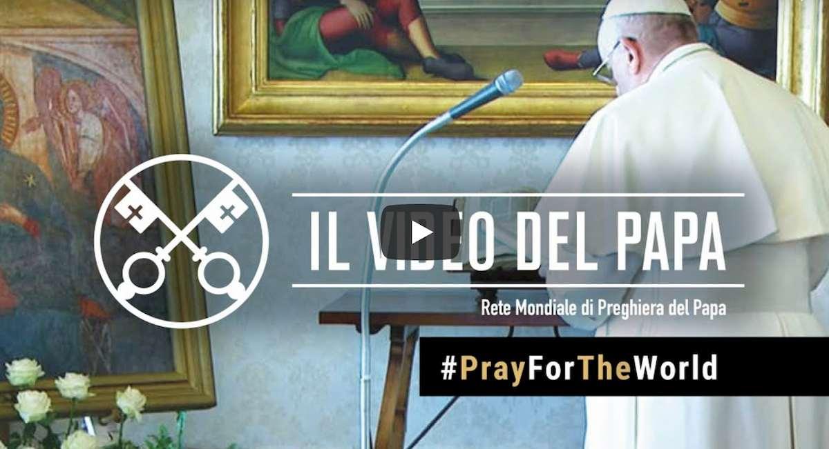 Coronavirus, il video del Papa con una preghiera speciale per la fine della pandemia