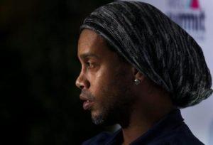 Ronaldinho, Ansa