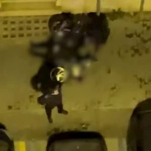 Ugo Russo, un video ha ripreso i momenti successivi all'omicidio