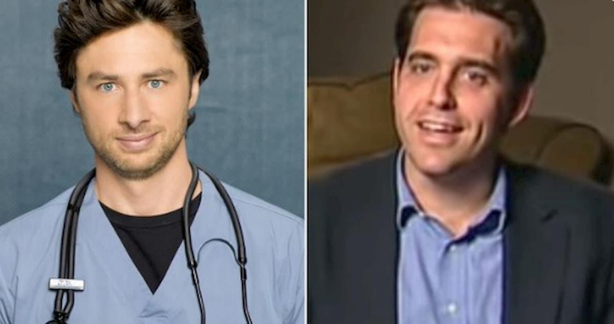 """Coronavirus, il vero JD di Scrubs è un dottore. Bill Lawrence: """"Dirige un ospedale a Los Angeles e in questi giorni..."""""""