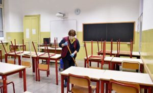 scuola coronavirus ansa