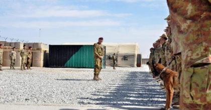 Coronavirus soldati italiani positivi in Afghanistan in quarantena