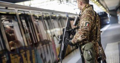"""Milano schiera l'esercito. I primi 114 soldati per far rispettare """"Io resto a casa"""""""