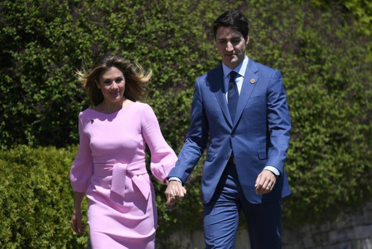 Coronavirus Sophie Trudeau guarita moglie del premier canadese