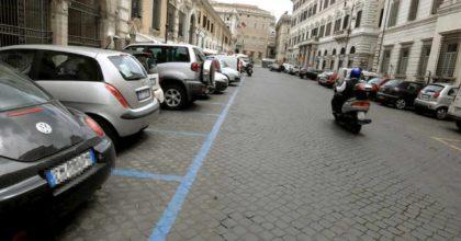 Coronavirus, a Roma strisce blu gratis da giovedì 19 marzo