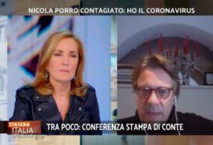 Coronavirus e tv: i programmi sospesi e quelli che resistono su Rai e Mediaset. Con numeri da record