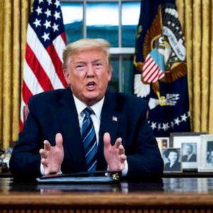 Coronavirus, Trump sospende viaggi da Europa per 30 giorni. Gran Bretagna esclusa