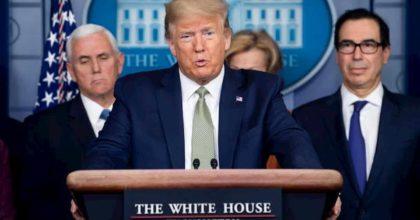 Donald Trump coronavirus: Cina doveva avvertirci mesi prima, io il primo ad agire. Se questo è un leader...