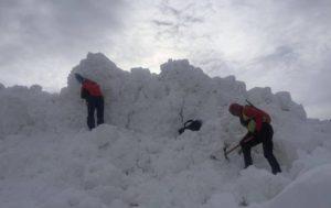 Georgia, morti 3 sciatori travolti da una valanga sul monte Tetnuldi