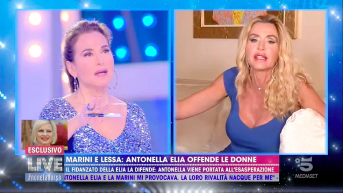 Valeria Marini ammette: Non ho fatto il tampone per il coronavirus