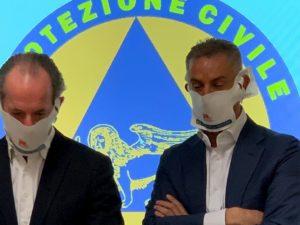 Grafica Veneta stampava libri, oggi mascherine (ne ha donate 2 mln alla Protezione civile)