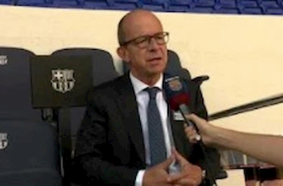 Jordi Cardoner ha il coronavirus, è il vicepresidente del Barcellona